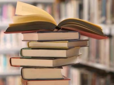 Boekenverkooptafel